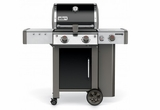 """60014001 52"""" Weber Genesis 2 LX E-240 Outdoor Liquid Propane Grill with High Performance Burners and Infinity Ignition  - Black"""