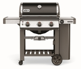 """61010001 54"""" Weber Genesis 2 E-310 Outdoor Liquid Propane Grill with 3 Stainless Steel Burners and Infinity Ignition  - Black"""