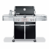 7171001 Weber Summit E-470 Liquid Propane Grill - Black
