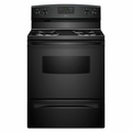 ACR4530BAB Amana 4.8 cu. ft. Electric Range with Easy Touch Electronic Controls - Black