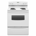 ACR4530BAW Amana 4.8 cu. ft. Electric Range with Easy Touch Electronic Controls - White