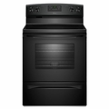 AER5330BAB Amana 4.8 cu. ft. Smoothtop Electric Range with Radiant Elements - Black
