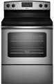 AER5330BAS Amana 4.8 cu. ft. Smoothtop Electric Range with Radiant Elements - Stainless Steel