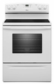 AER5330BAW Amana 4.8 cu. ft. Smoothtop Electric Range with Radiant Elements - White