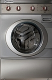 AFN51F Speed Queen Energy Star Front Loading Washer - Imperial Series - Stainless Steel