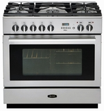 "AGA Pro Series 36"" Dual Fuel Ranges"