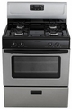 "AGR4433XDS Amana 30"" Freestanding Gas Range with Sealed Burners - Stainless Steel"