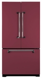 AMLFDR20CRN AGA Marvel Legacy Counter Depth French Door Refrigerator - Cranberry