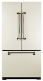 AMLFDR20IVY AGA Marvel Legacy Counter Depth French Door Refrigerator - Ivory