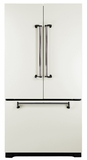 AMLFDR20VWT AGA Marvel Legacy Counter Depth French Door Refrigerator - Vintage White