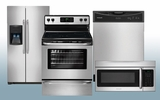 <br><br>Frigidaire Appliance Stainless Steel Kitchen Package 13 - Best Seller