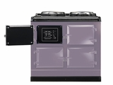 ATC3HEA AGA Total Control 3 Electric Range Cooker with Cast Iron Radiant Heat Oven - Heather