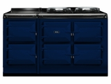 ATC5DBL AGA Total Control 5 Electric Range Cooker with Cast Iron Radiant Heat - Dark Blue
