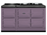 ATC5BLK AGA Total Control 5 Electric Range Cooker with Cast Iron Radiant Heat - Heather
