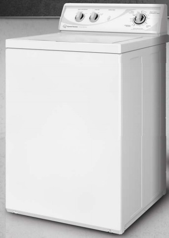 Awn432sp113tw01 Speed Queen Top Load Washer With