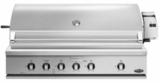 "BH148RN DCS 48"" Traditional Grill with Rotisserie and Ceramic Radiant Technology - Natural Gas - Stainless Steel"