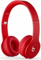 BTONSOLDICRED Beats by Dr. Dre Solo HD Drenched Color Headphones - Matte Red Finish