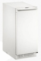 CLR2160S40WH U-Line 2000 Series Undercounter Clear Ice Maker with Pump - Right Hinge - White