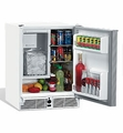 CO29WH-03 U-Line Marine Ice Maker/Refrigerator - 110 Volt - White