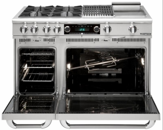 how to clean gas range burner grates