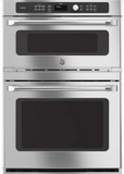 "CT9800SHSS GE 30"" Cafe� Series 6.7 cu. ft. Built-In Combination Advantium/Convection Wall Oven - Stainless Steel"