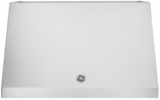 "CV936EKDS GE 30"" Wall Mount Range Hood with 600 CFM Internal Blower and Halogen Cooktop Lights - Stainless Steel"