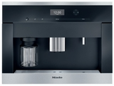 "CVA6401 Miele PureLine 60 cm (24"") Whole Bean Coffee System with DirectSensor Controls - Stainless Steel"