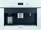 "CVA6401BRWS Miele PureLine 60 cm (24"") Whole Bean Coffee System with DirectSensor Controls - Brilliant White"
