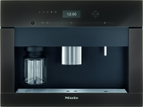 "CVA6401HVBR Miele PureLine 60 cm (24"") Whole Bean Coffee System with DirectSensor Controls - Truffle Brown"