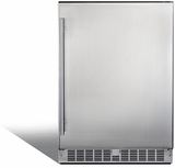 DAR055D1BSSPR Danby Silhouette Professional Niagara Compact 5.5 Cu. Ft. All Refrigerator - Stainless Steel