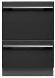 DD24DTI7 Fisher & Paykel Tall Integrated Double DishDrawer - Custom Panel