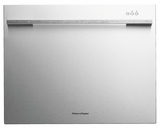 DD24SDFTX7  Fisher & Paykel Single Tall DishDrawer with Flat Door and Straight Handle - Stainless Steel