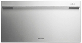 "DD36SDFTX2 Fisher & Paykel Single 36"" Tall DishDrawer with Flat Door and Straight Handle - Stainless Steel"