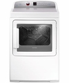 DE7027P1 Fisher & Paykel AeroCare Steam Electric Dryer - White