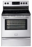 DGEF3041KF Frigidaire Gallery Series 30'' Freestanding Smoothtop Electric Range - Smudge-Proof Stainless Steel