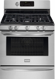 """DGGF3054KF Frigidaire Gallery 30"""" Freestanding Gas Range with True Convection - Stainless Steel"""