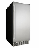 "DIM32D1BSSPR Danby 15"" Silhouette Professional MOSEL Buil-In Ice Maker with 3 Sizes of Cube Settings - Stainless Steel"