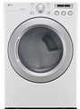 DLE3050W LG 7.3 Cu Ft Ultra Large Electric Dryer with Sensor Dry - White