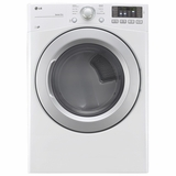 DLG3171W 7.4 Cu. FT. Ultra Large Capacity Gas Dryer - White
