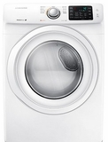 DV42H5000GW Samsung 7.5 cu. ft. Capacity Gas Front Load Dryer - White