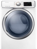 DV42H5400EW Samsung 7.5 cu. ft. Capacity Electric  Dryer - White