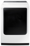 DV45K7600GW Samsung 7.4 Cu. Ft. Gas Dryer with Multi-Steam Technology - White