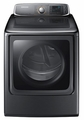 DV56H9000GP Samsung 9.5 cu. ft. Capacity Gas Front Load Dryer - Platinum