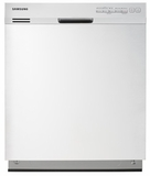 "DW7933LRAWW Samsung Tall Tub 24"" Dishwasher - White"