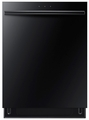 DW80F600UTB Samsung Top Control Dishwasher with Stainless Steel Tub - Black