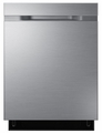 DW80H9930US Samsung Top Control Dishwasher with WaterWall Technology - Stainless Steel