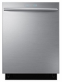 DW80H9950US Samsung Top Control Dishwasher with WaterWall Technology - Stainless Steel