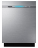"DW80J9945US Samsung 24"" Top Control Dishwasher with WaterWall Technology - Stainless Steel"