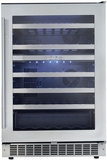 DWC053D1BSSPR Danby Silhouette Professional Sonoma Wine Cellar - Stainless Steel