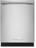 "E24ID74QPS Electrolux Icon 24"" Built-in Dishwasher with Wave Touch Controls - Stainless Steel"